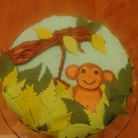 Monkey Baby Shower   Looked thru CC and found similar ideas, so thanks CCers! TFL! :)