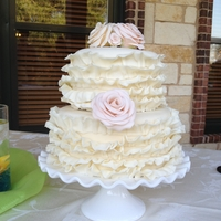 1St Wedding Cake