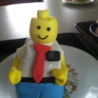 Miniature Lego Lds Missionary