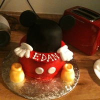 Nephews Bday Cake