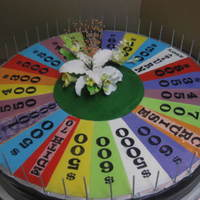 Wheel Of Fortune Cake I'll take an E :)