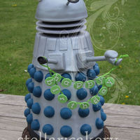 Dalek Felicitations   Such a friendly wee thing.