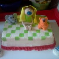 This Is The First Time Making This Kind Of Cake I Made The Items All With Fondant And This Is My First Time Making Any Of The Items I Had This is the first time making this kind of cake. I made the items all with fondant and this is my first time making any of the items. I had...