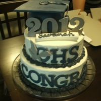 My Cousin Graduation Cake