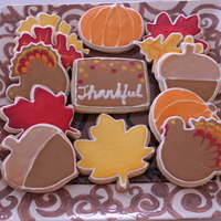 Thanksgiving Cookies thanksgiving cookies, royal icing