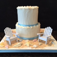 60Th Wedding Anniversay Cake Chocolate Fudge Cake With Buttercream And Spice Apple Cake With Salted Caramel Buttercream White Chocolate  60th Wedding Anniversay Cake. Chocolate fudge cake with buttercream and spice apple cake with salted caramel buttercream. White chocolate...