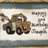 Happy Birthday Jo-Jo All buttercream TFL