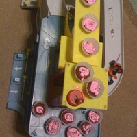 Cupcake Er Easy Bake Challenge My son is so funny. HE decided he wanted to have a cupcake challenge with his easy bake oven on one of my cake nights. He went into the...