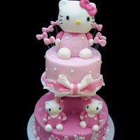 Hello Kitty Cake *