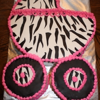 Zebra I love these cakes even tho it's rare i get a order for them like this anymore