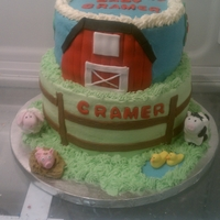 Barnyard Baby Shower