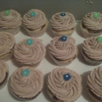 Whipped Chocolate Cupcakes