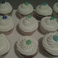 Whipped Vanilla Cupcakes