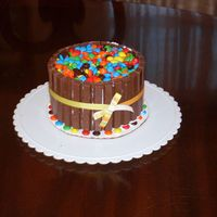 Kit-Kat Cake Thanks to many of you who posted your pictures of your Kit-Kat cakes(cant name anyone specific but thank you), I loved them so much I...