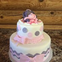 This Cake Had To Travel To Another Stateso I Left Everything In Separate Boxes And It Arrived Fine Elephants Are Fondantvanilla Cake Wwh this cake had to travel to another state,so I left everything in separate boxes-and it arrived fine! Elephants are fondant,vanilla cake w/...