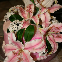 Stargazer Lily For my daughter's birthday. She loves these lilies.
