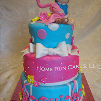 Cake For A Special Icing Smiles, Inc. Birthday Girl This cake was created for an Icing Smiles recipient. It was such a great experience doing this cake - I encourage everyone to sign up to be...