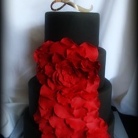 Daves Wedding Cake