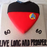 60Th Birthday Cake For My Dad