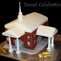 This Is A Replica Of Hillcrest Bible Baptist Church This is a replica of Hillcrest Bible Baptist Church.