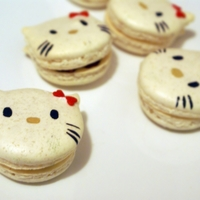 Hello Kitty French Macarons Hello Kitty French Macarons
