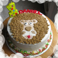 Lion First Birthday