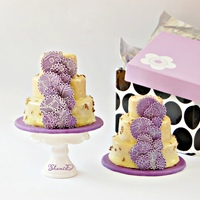 Mini Three Tier Cake