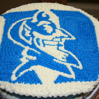 Duke Birthday Duke, basketball, boys birthday cake