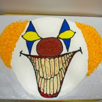 Scarey Clown All Butter cream