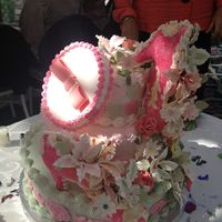 This Was A Cake For A Fashion Themed Bridal Shower This was a cake for a fashion themed bridal shower
