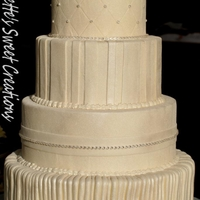 Princess Bride Wedding Cake