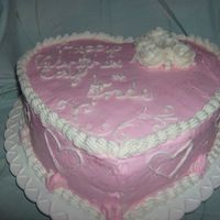 Valentine's Day Cake For Daughter's Class This is the cake I made for my Daughter's Valentine's class Party.