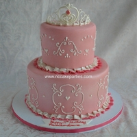 Icing Smiles Princess Did this cake for a a little girl with ALL Leukemia. Her family's strength and grace were nothing short of amazing, please keep them...