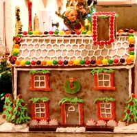 Classic Gingerbread House Fun fun fun! Love to make these for the grandkids every year...