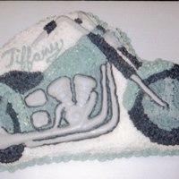 Motorcycle Birthday Cake Motorcycle birthday cake