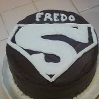 Not So Simple Superman Cake Did this for a friend's husband. It was last minute. He likes choco cake and Superman. Eventhough i made it simple the cake mold i...