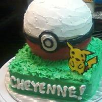 Pokemon pikachu made wiyh royal icing