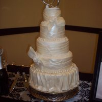 Niece's Wedding Cake