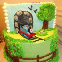 Thomas The Train Birthday *
