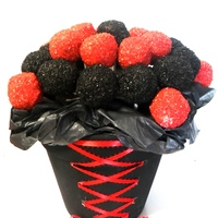 Sexy Cake Pop Bouquet for a passion party
