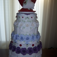 Wedding Cake For I Friend