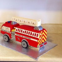 My First Fire Truck Im Really Happy With How It Turned Out My first fire truck! I'm really happy with how it turned out.