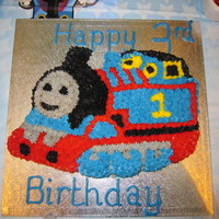 3Rd Birthday Thomas Cake   3rd Birthday Thomas cake