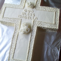 Isabella's Holy Communion   Made for my sweet neighbor.