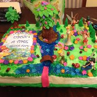 This Was Made For My Youngest Daughters 5Th Birthday 3 Recipes Of Too Much Chocolate Cake Cooked In Two 9X13X2 Pans Its A Pop Up Tink This was made for my youngest daughter's 5th birthday. 3 recipes of Too much chocolate cake cooked in two 9x13x2 pans. It's a pop...