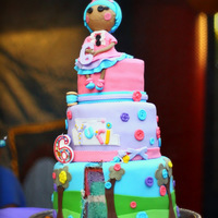 Lalaloopsy Birthday Party Theme   lalaloopsy birthday party theme