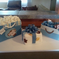 Monkey Gift Bags Cakes All mmf.