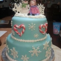 Winter Wonderland Birthday