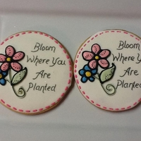 Bloom Cookies
