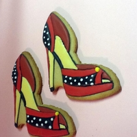 Stiletto Cookies